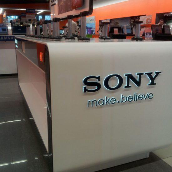 Бренд зона «Sony»
