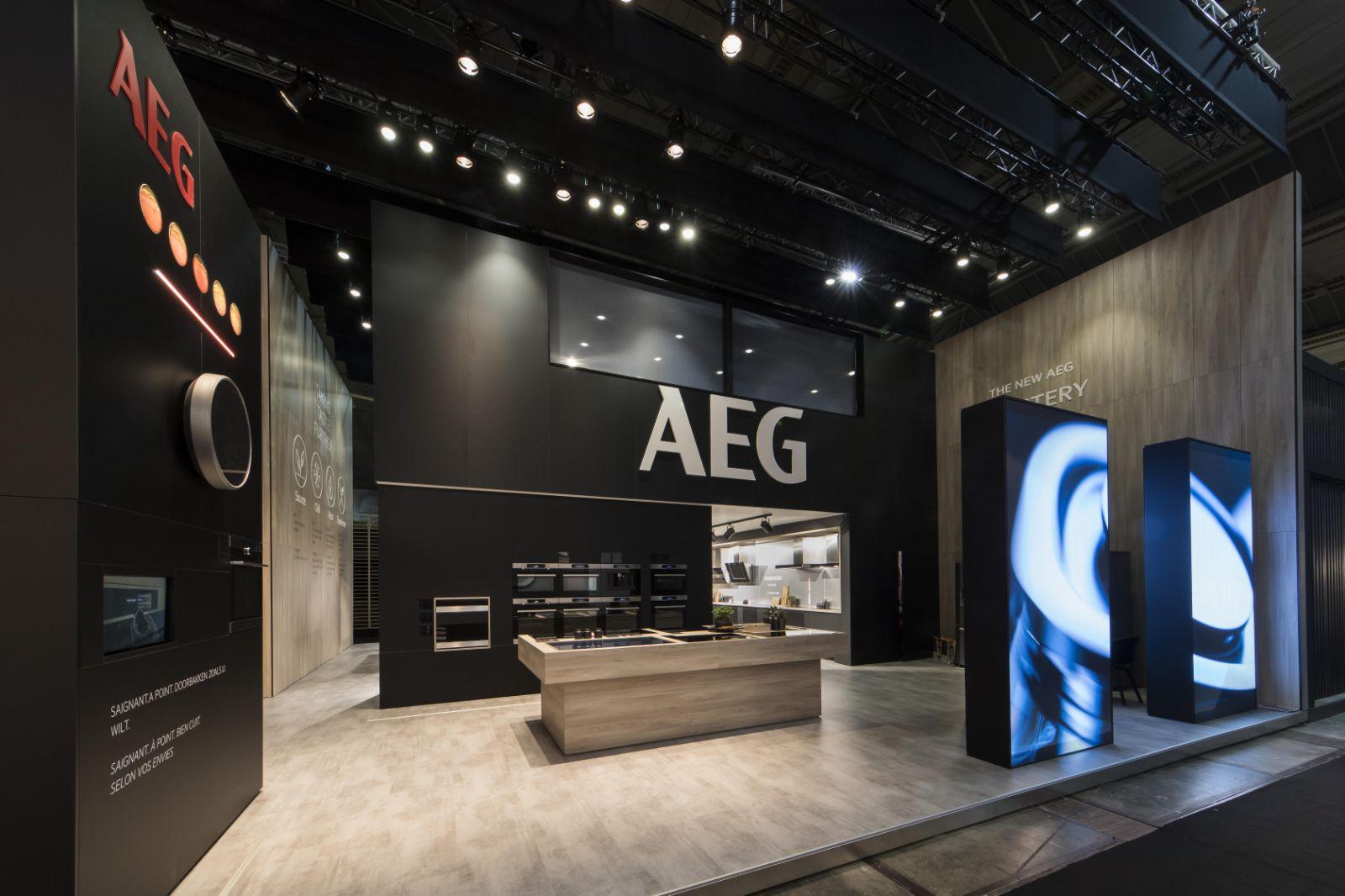 Бренд зона «AEG»