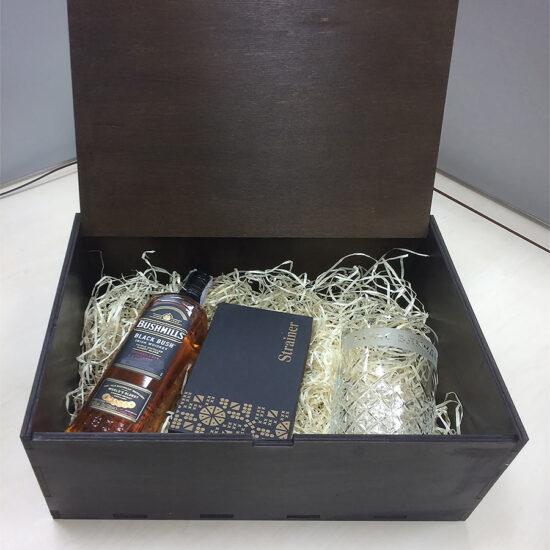 Презентаційні коробочки для компанії «Nemiroff»