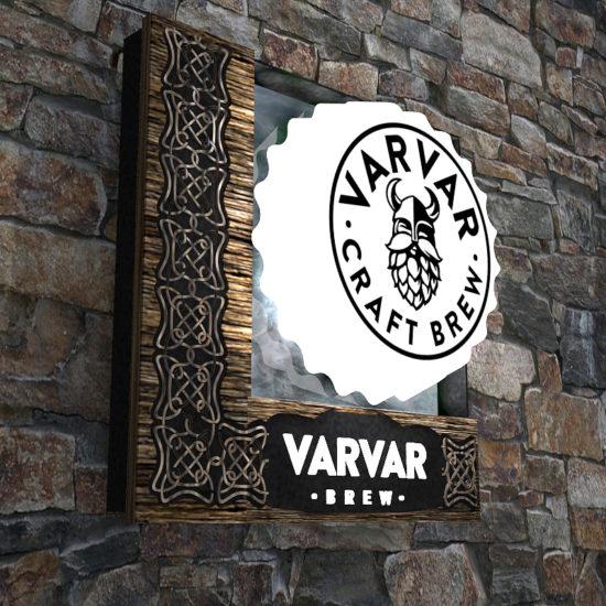 Виготовлення презентаційної продукції для ТМ «Varvar»